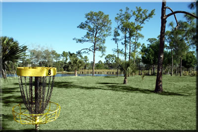 DiscGolfBot